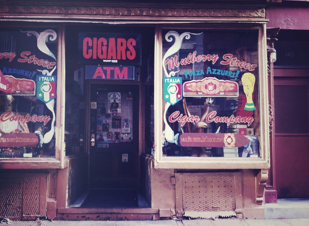 Mulberry Street Cigars in New York Mulberry Street Cigars