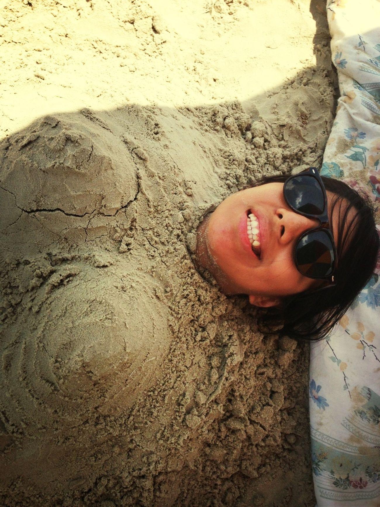 Sand Boobs