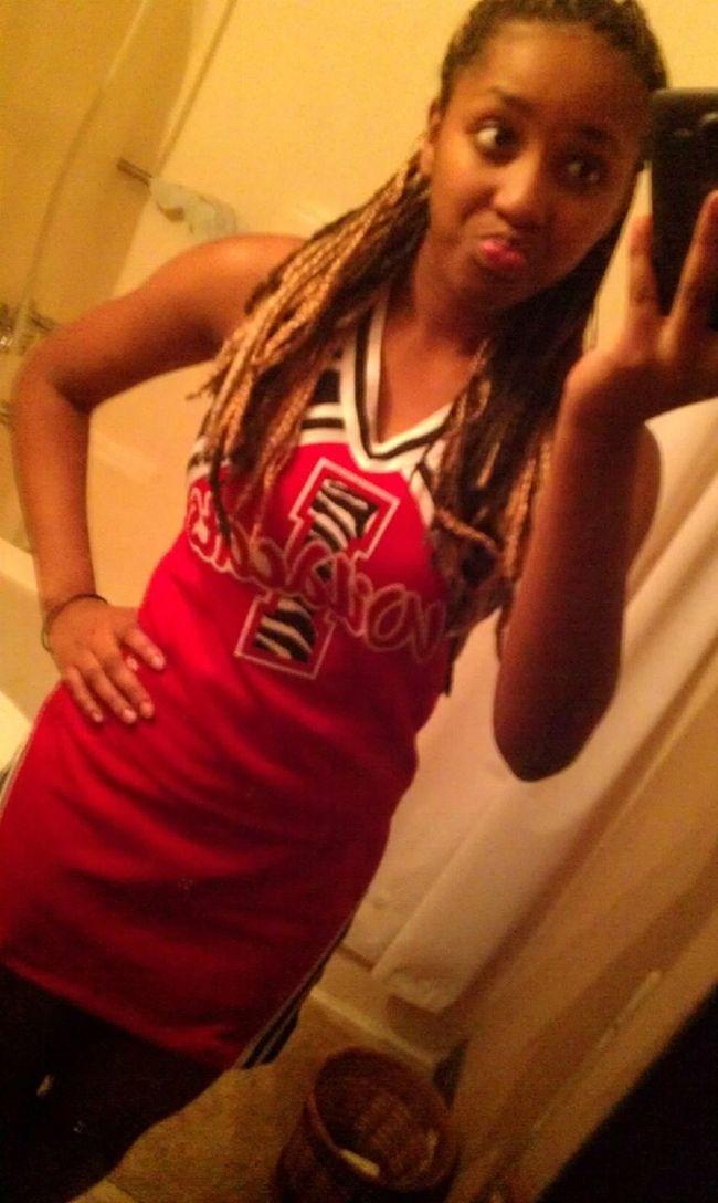 Cheerleading is my life!