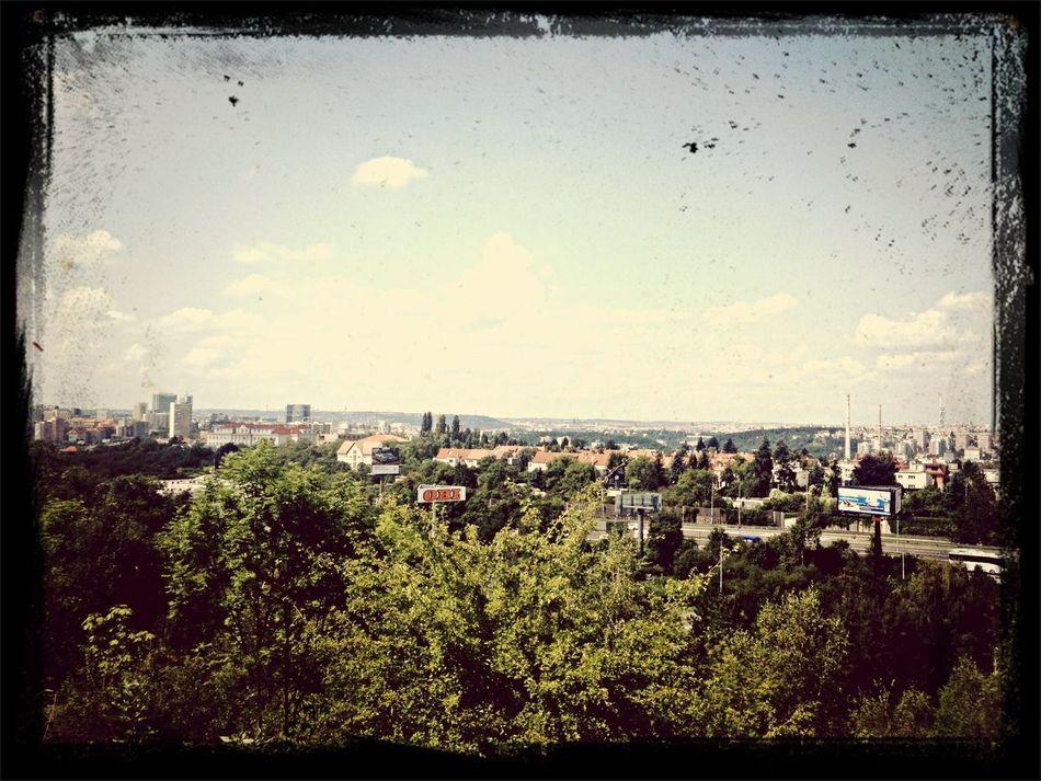 Prague City Czech My Town