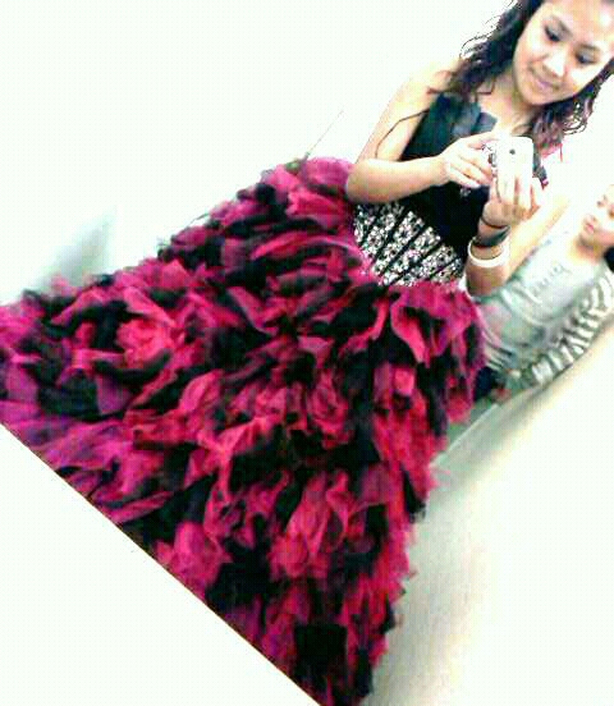 Meh & Mah 15th Dress ^.^ ♡