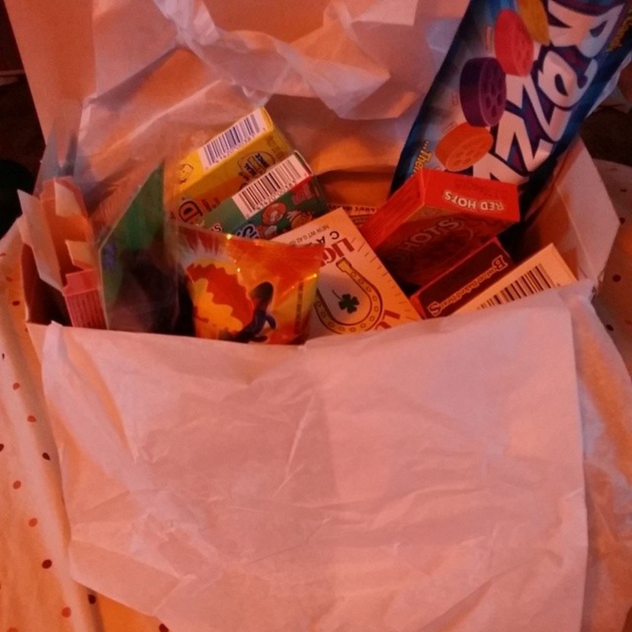 Who's got Themostawesomehusbandintheworld ? I do I do!! All the candy from when I was little Christmas