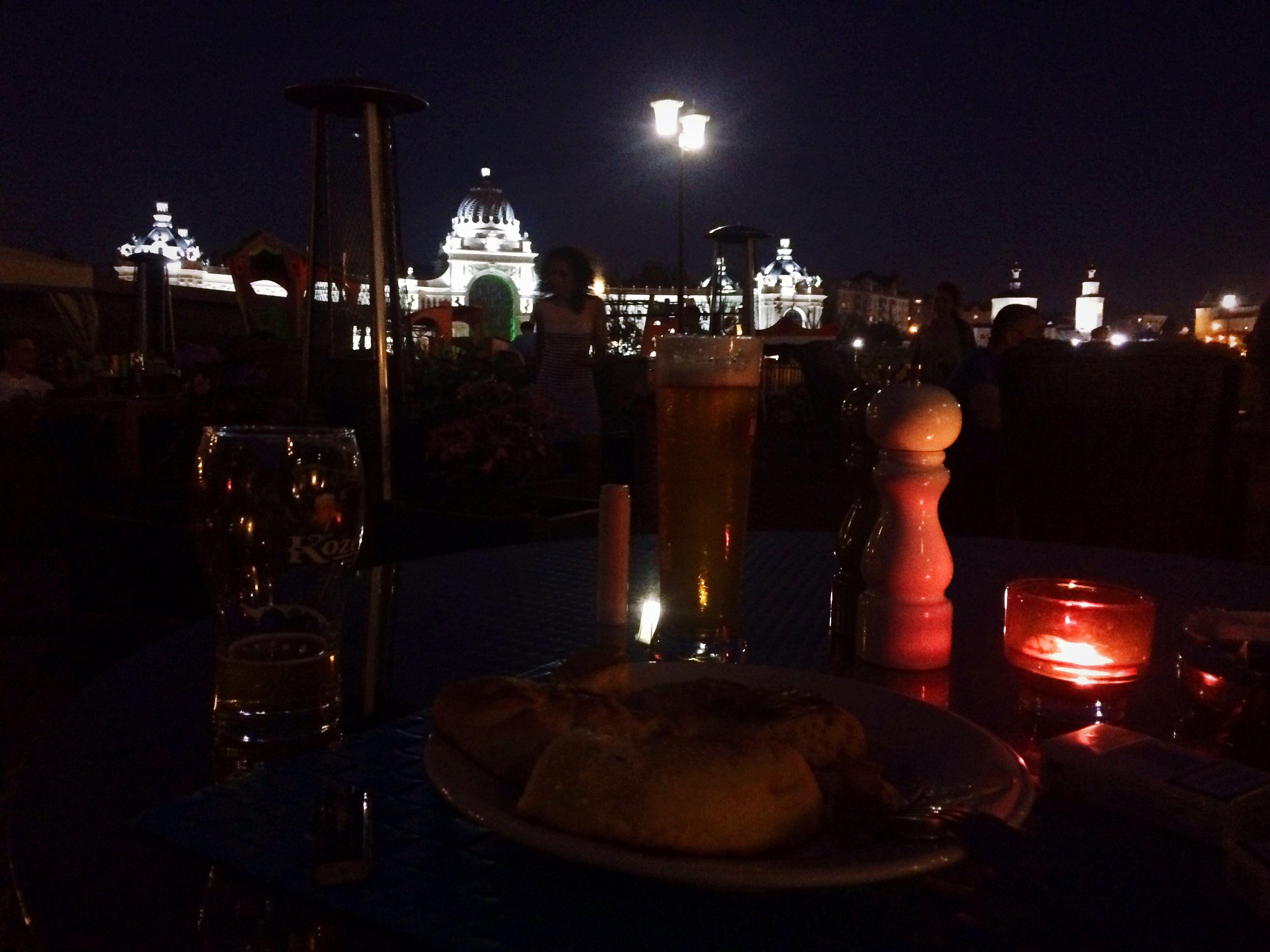 Прекрасный ресторан в центре Казани