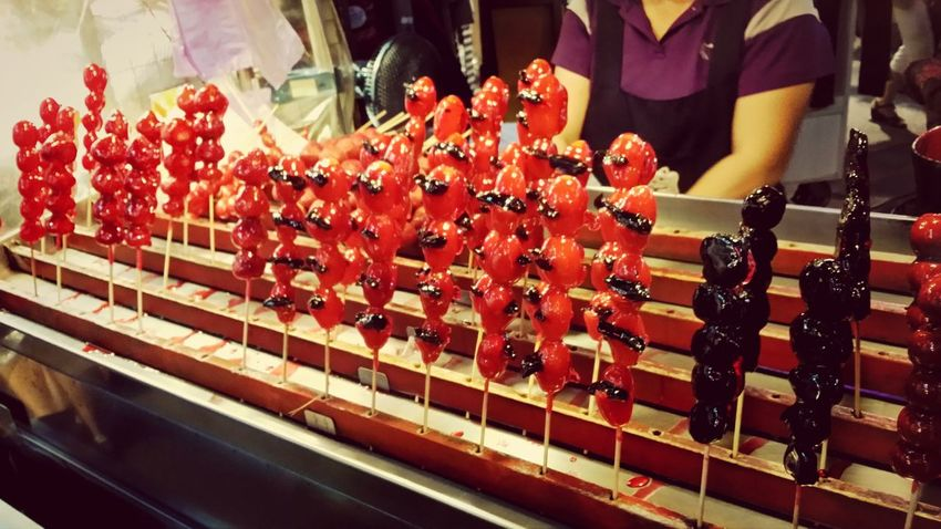 Tasty traditional chinese hard fruit candy