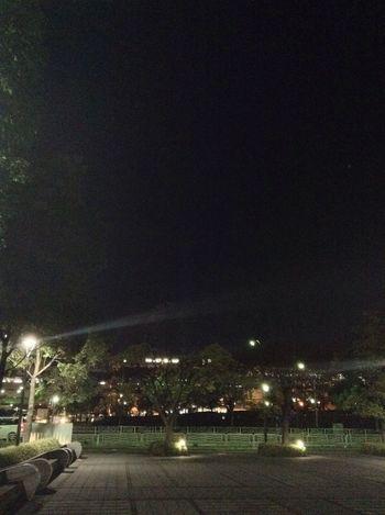 IPod Touch Nightphotography City Lights
