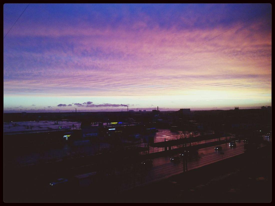 Было утро:-)