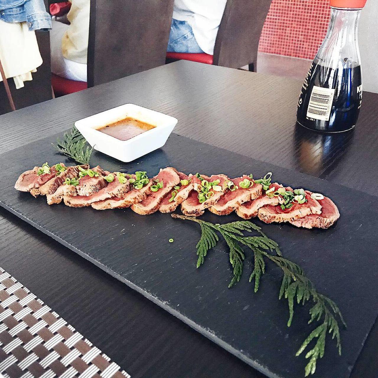 Food And Drink Food Ready-to-eat Close-up Indoors  Freshness Sushi Sushilover Sushitime Rice Sesame Sesame Seed Soya Soya Sauce Tataki Japan Japanese  Japanese Food Delicious Foodlover Foodtasting Yummy