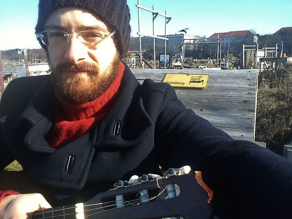 What Does Music Look Like To You? Music Guitar Bln