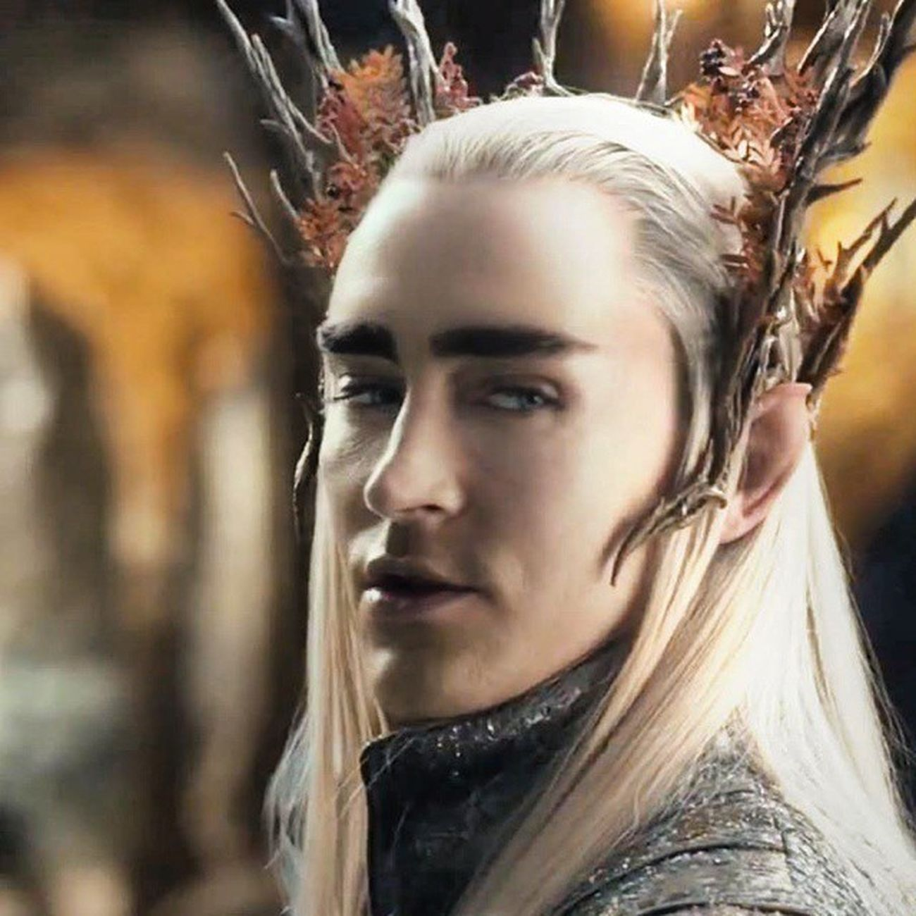 Oh Lee Pace! ????? TheHobbit