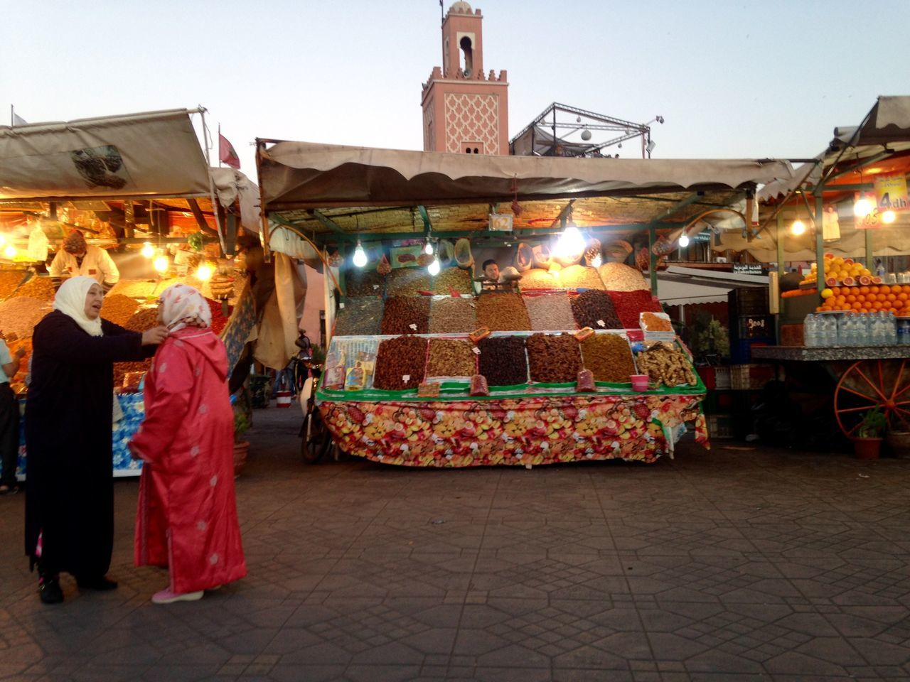Morocco Marrakech Colors Open Edit