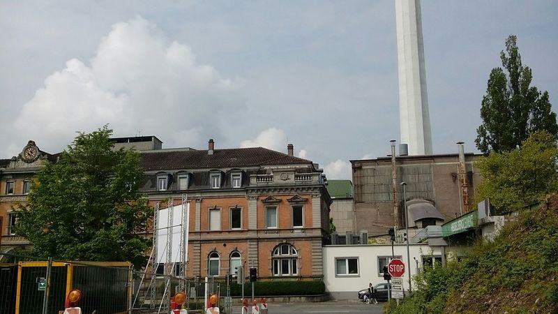 Leimen Factory Fabrik Historisch
