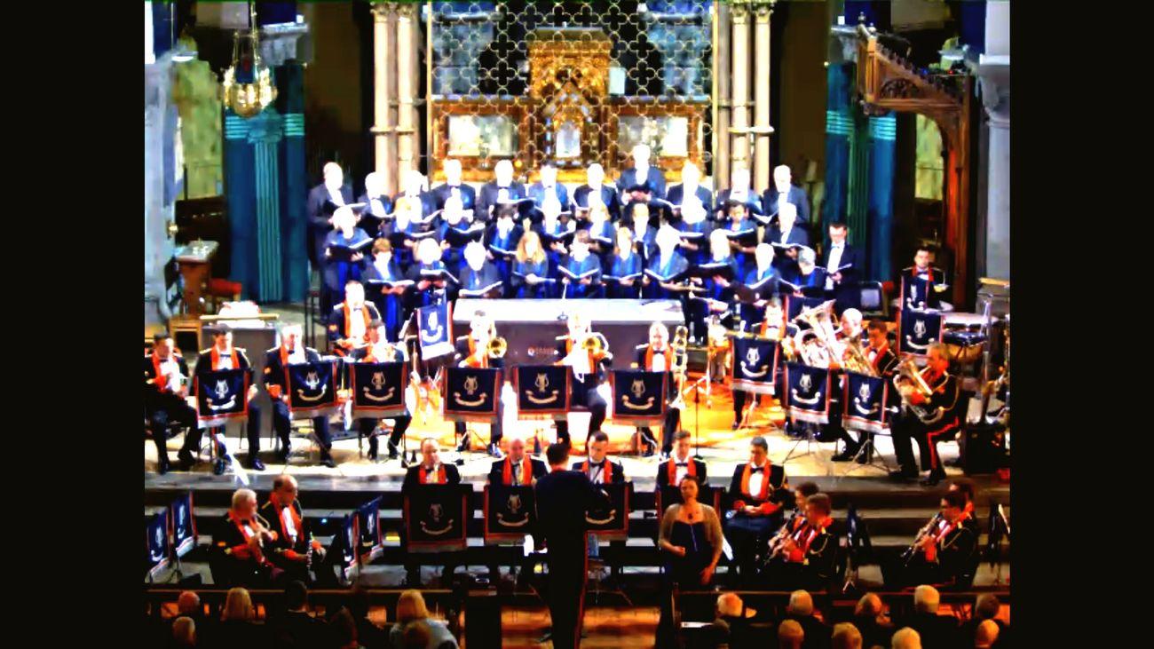 Church concert Church Concert Singing