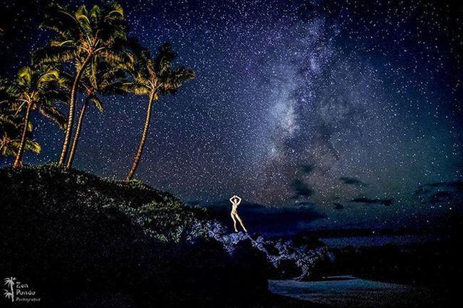 Cosmic goddess Maui Artnude Beautiful Goddesses Freethegoddess Blessed  Youonlyliveonce Befree Amazing Model Love Beauty Mauiphotography Mauinokaoi Mauiportraits Sea Seanymph Siren Seasiren Hawaii Nature Girls Paradise Cosmos Cosmic cosmicgoddess stars star vixen space