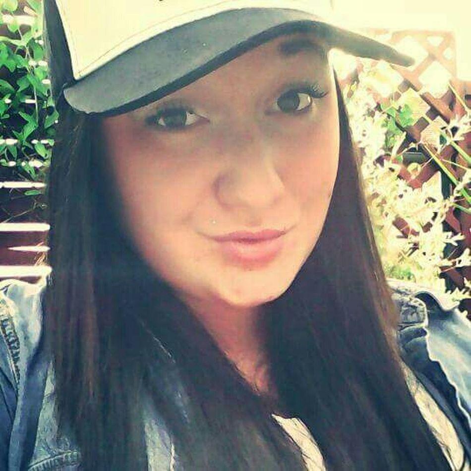 Cap Selfie ✌ Hello World Christine Czechgirl Sumer Love