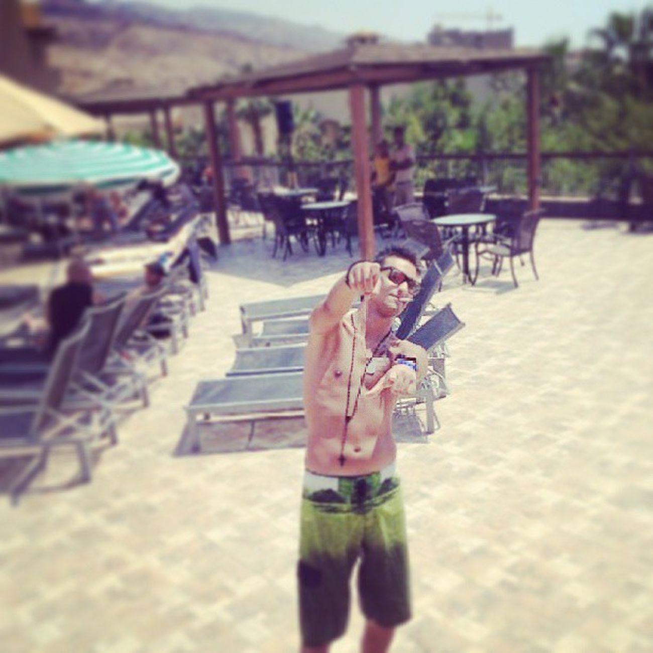 Dead sea <3 Amman Jordan Jo Deadsea Feeltheheat music SamoSoviet