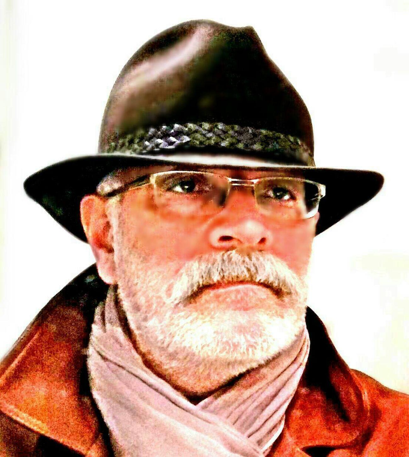 Hi! That's Me Portrait Self Portrait