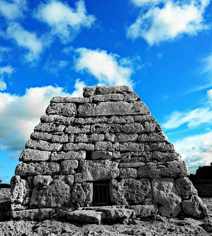 Monuments Eternal Peace Menorca Talayot, Menorca.