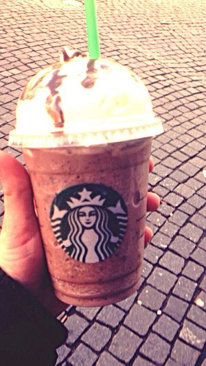 Starbucks Coffee Love Frappacino Chocolate
