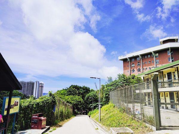 Sky Outdoors Nature EyeEm HongKong Worldwide_shot World Holiday Cloud - Sky Blue Sky EyeEm World Club Photo 🌎📷