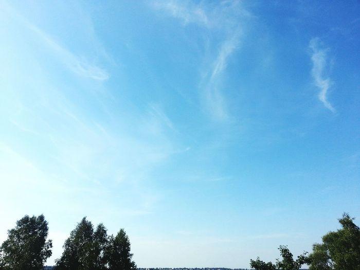 :) Отличная погода.