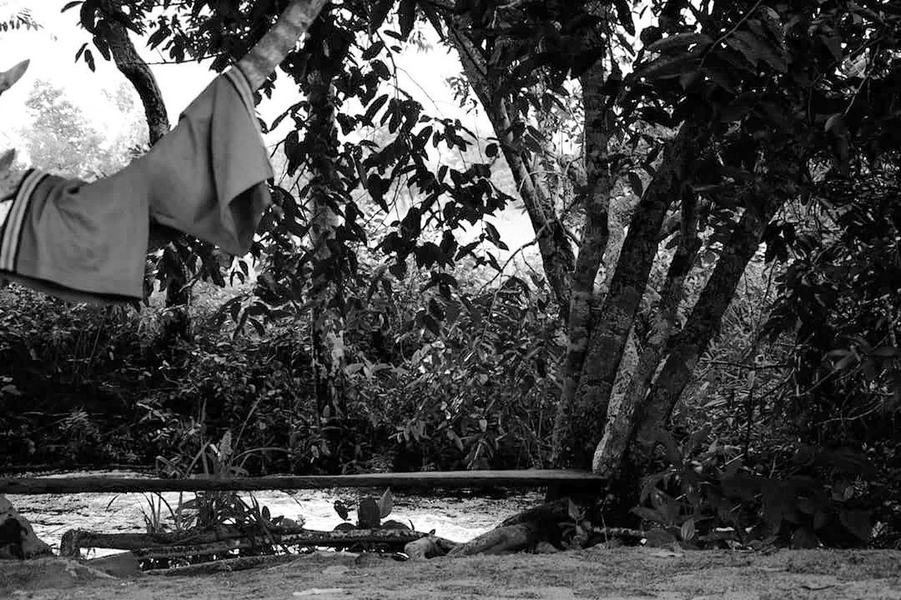 EyeEm Nature Lover EyeEm Best Shots - Black + White EyeEm Best Shots - Nature Tocantins Brasil Swimming Black & White Blackandwhite Photography LoveBW Bw