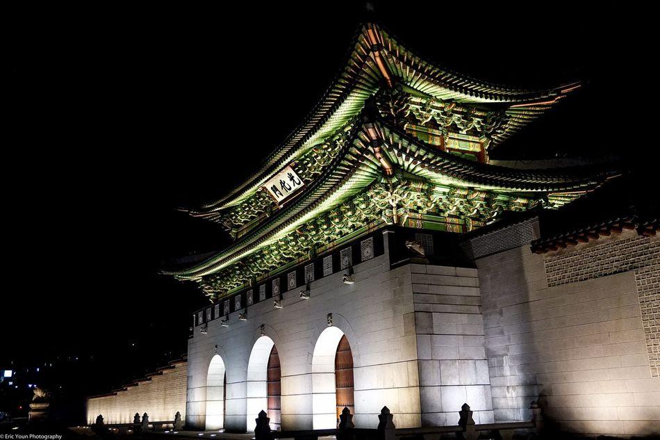 Amazing Architecture Gyeongbokgung Palace, Seoul, South Korea EyeEm Best Shots South Korea Seoul Sonyphotography Architecture Eyem Best Shots City Street Architecture_collection
