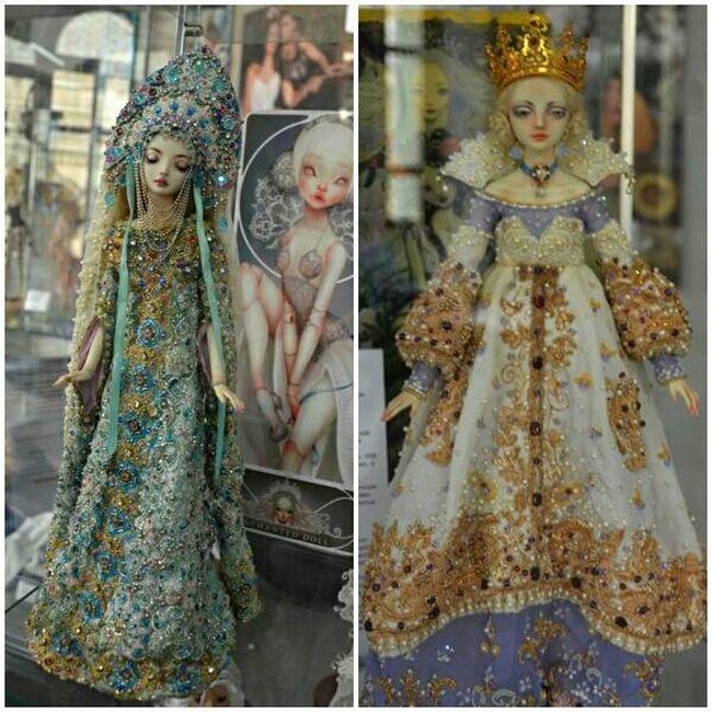 Russia россия Russian Style Dolls Russia Moscow Музей кукол в Москве