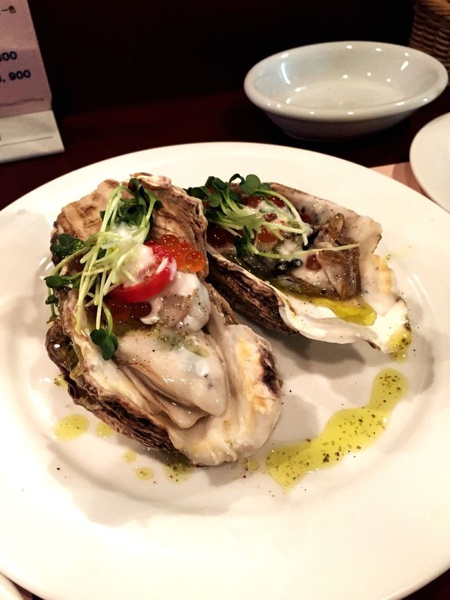 Oyster  Everyday Joy Iloveoyster 生牡蠣最強!!!