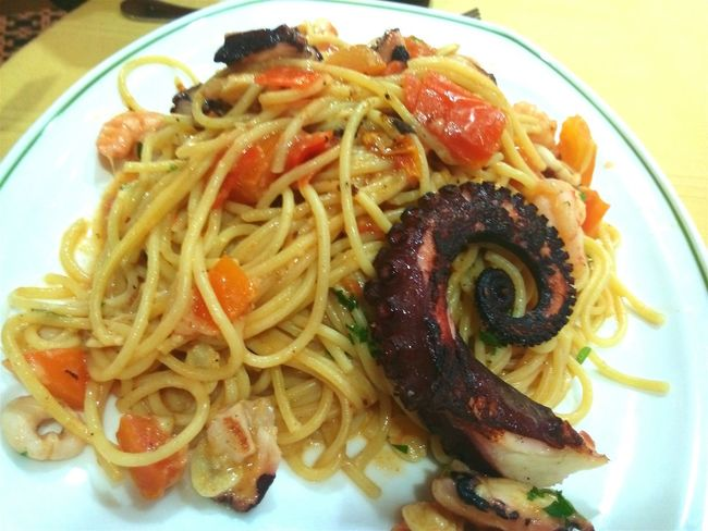 Yummyyummy Food♡ Spaguetti Lunchtime!