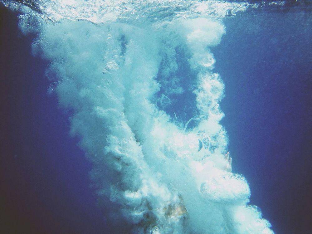 Underwater Jump Mission Mystery Diving Cobalt Blue By Motorola Make Magic Happen