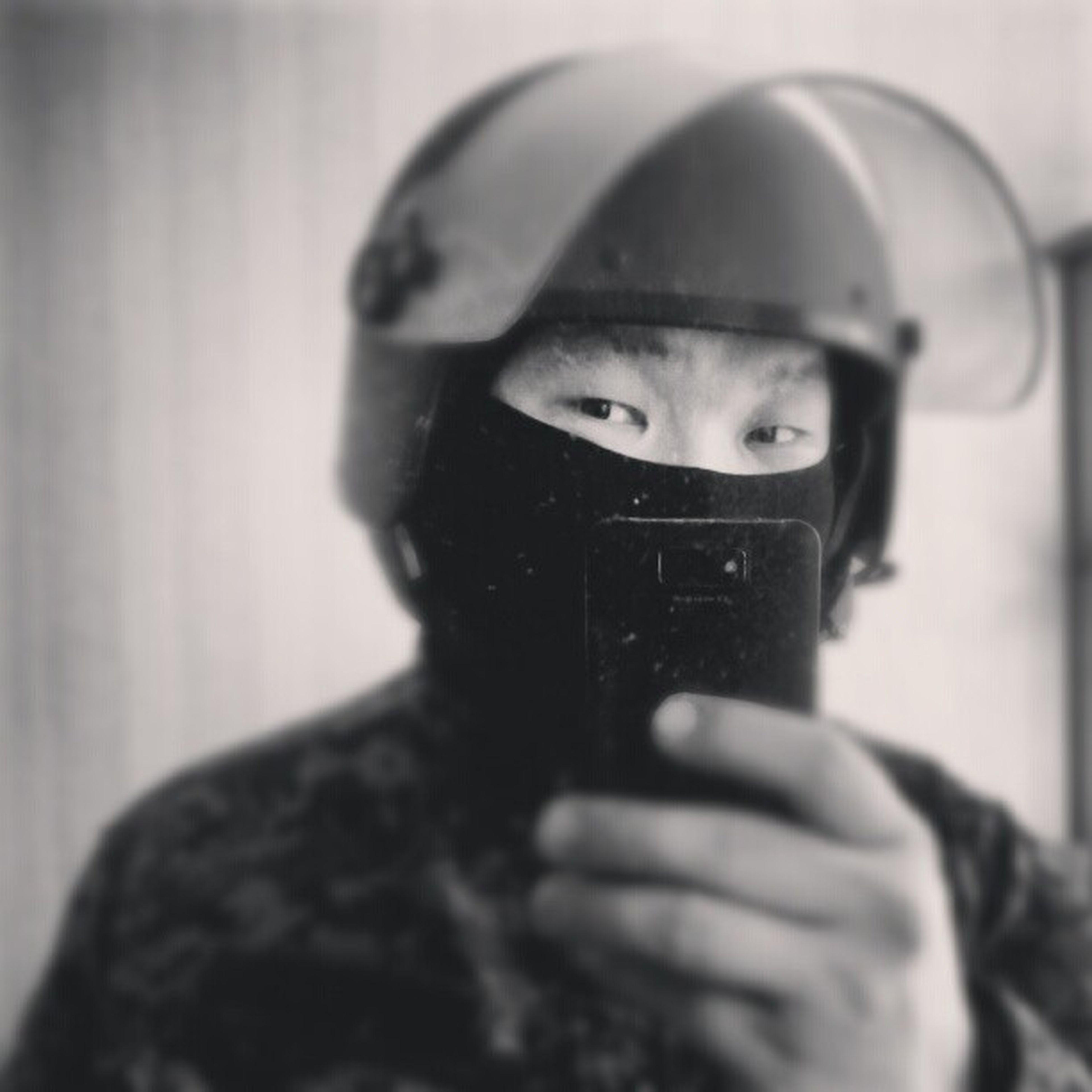 Duckface Me Military Helmet zsh зш1