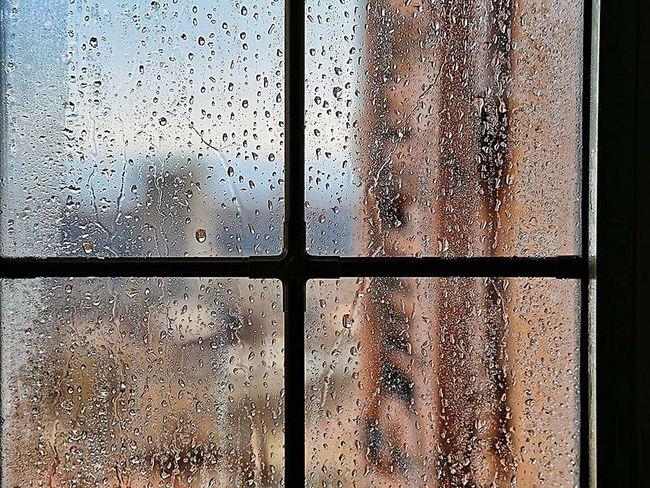 Raindrops On My Window Rain Day Raindrops Rain Out My Window Autumn Eye4photography  Eyem Gallery Getty Images