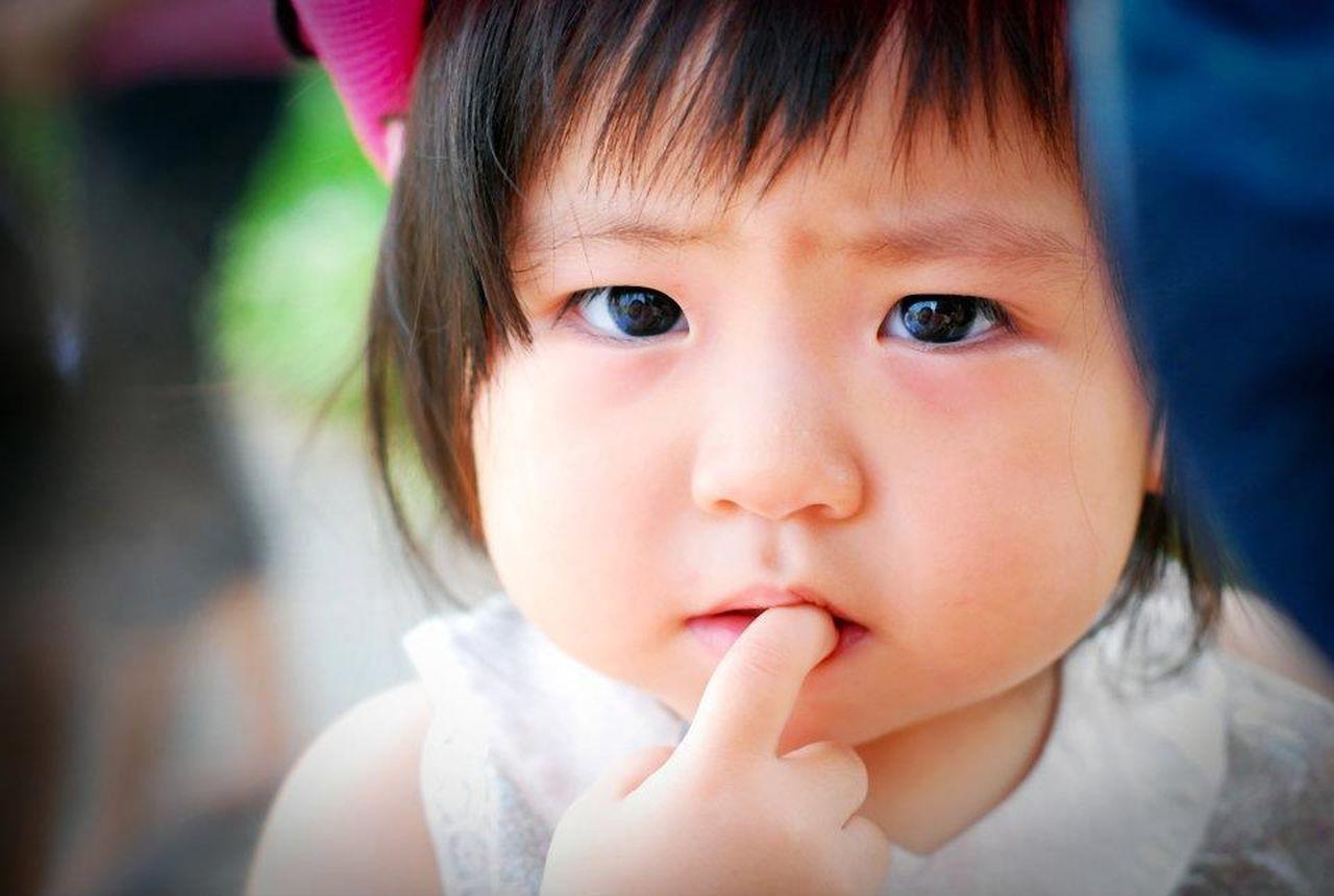 Japanese Girl Kid Portrait