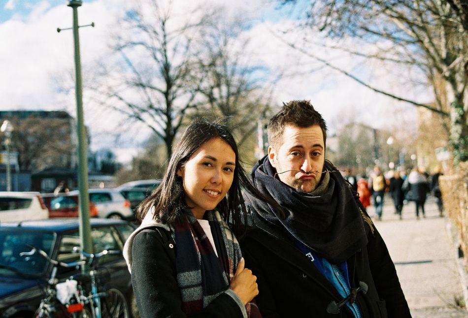 kristyyy & xavvv 35mm Filmphotography Kottbusser Tor Kreuzberg