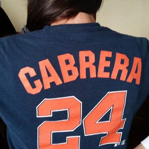Happy Birthday, Miggy!! Detroit DetroitTigers MiguelCabrera Cabrera baseball mlb michigan mlbbaseball sport TheD ⚾⚾⚾⚾