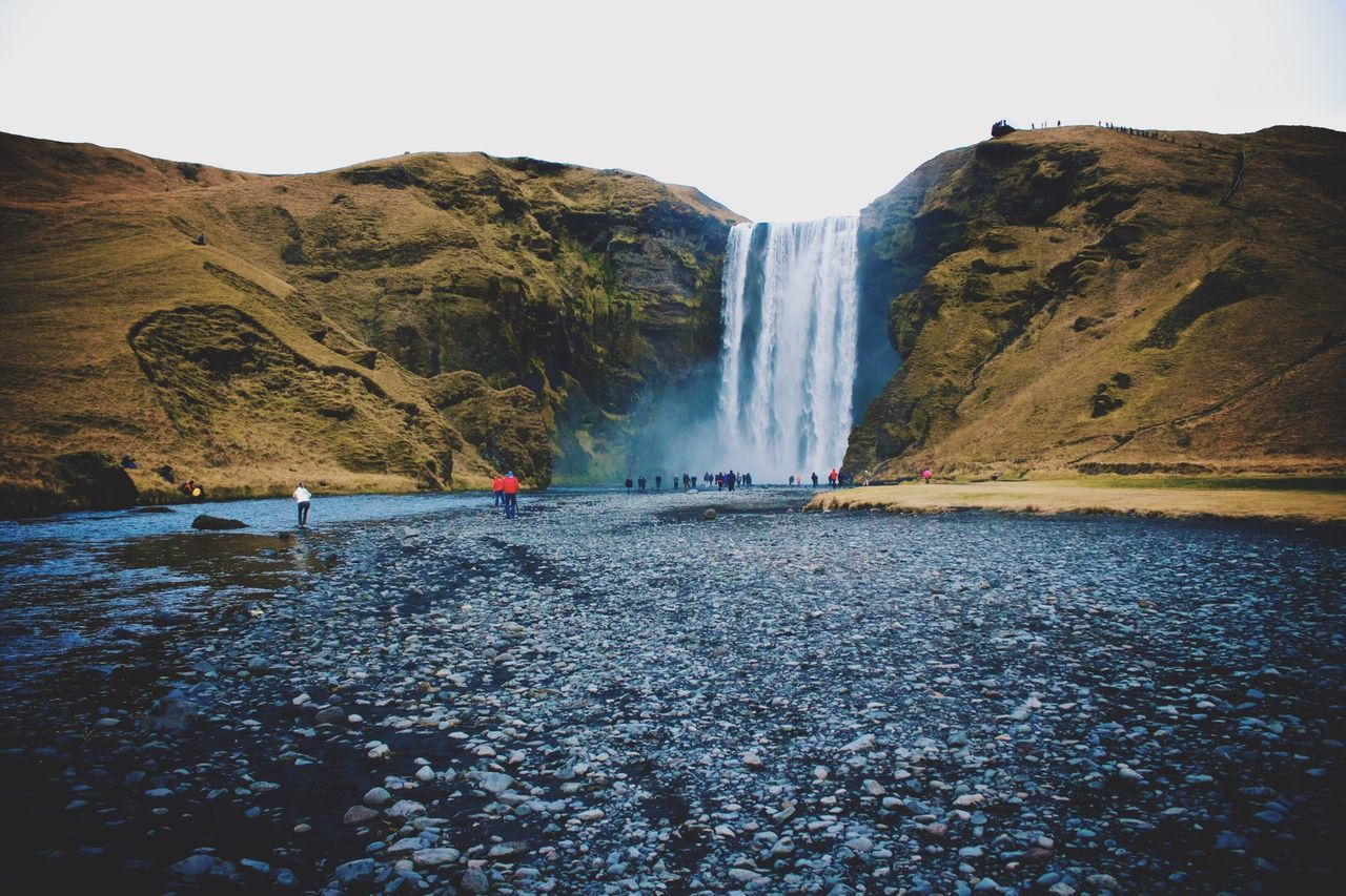 Beautiful stock photos of iceland, Beach, Beauty In Nature, Day, Hill