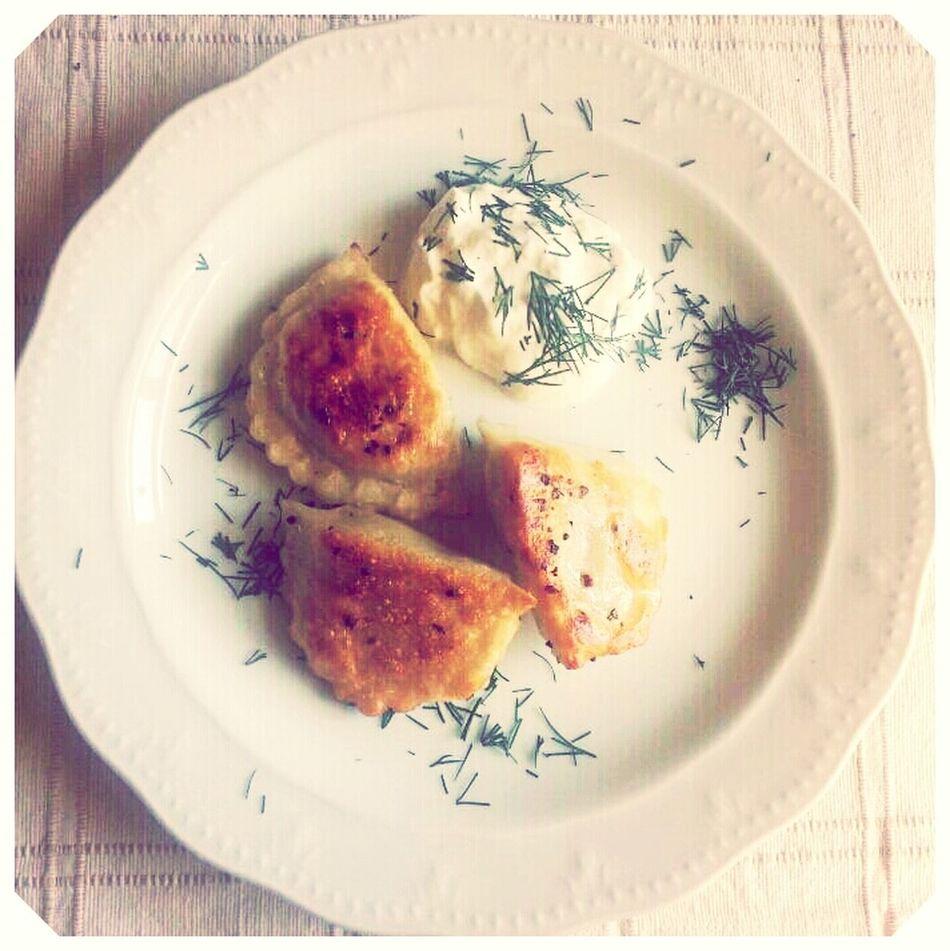 Food Tasty Pierogis