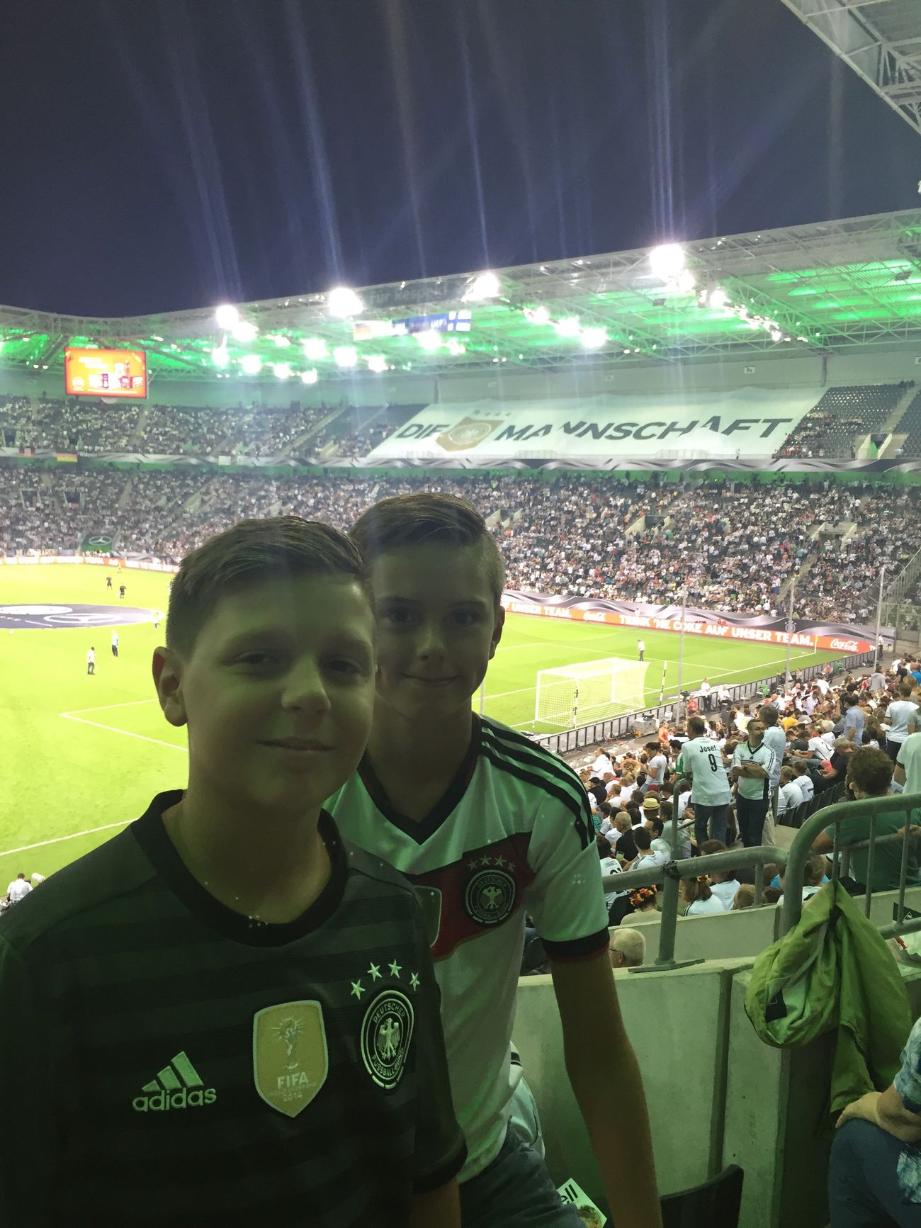 Tagteam Diemannschaft Borussia Park