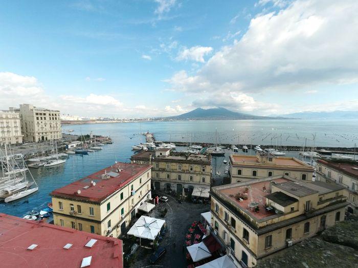 Napoli Castel Dell'ovo Napoli