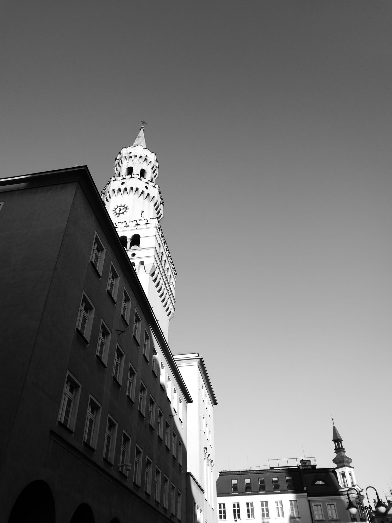 My Poland in black&white Black & White Poland Opole PhonePhotography NoEdits