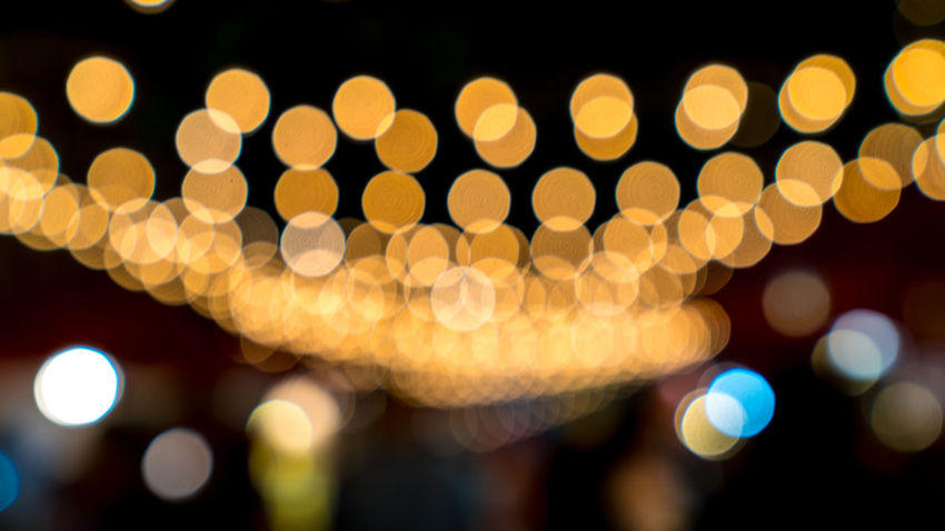 Abstract Abstract Photography Art Art Photography Bokeh Lights Louisiana New Orleans New Orleans, LA Night