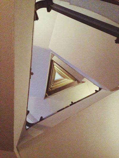Stairs Geometry Staircase Vertigo