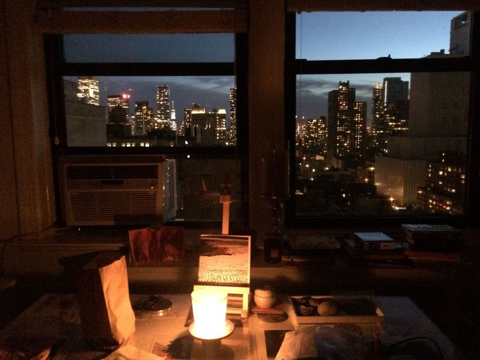 NYC Home Candlelight Midtown Manhattan Hells Kitchen