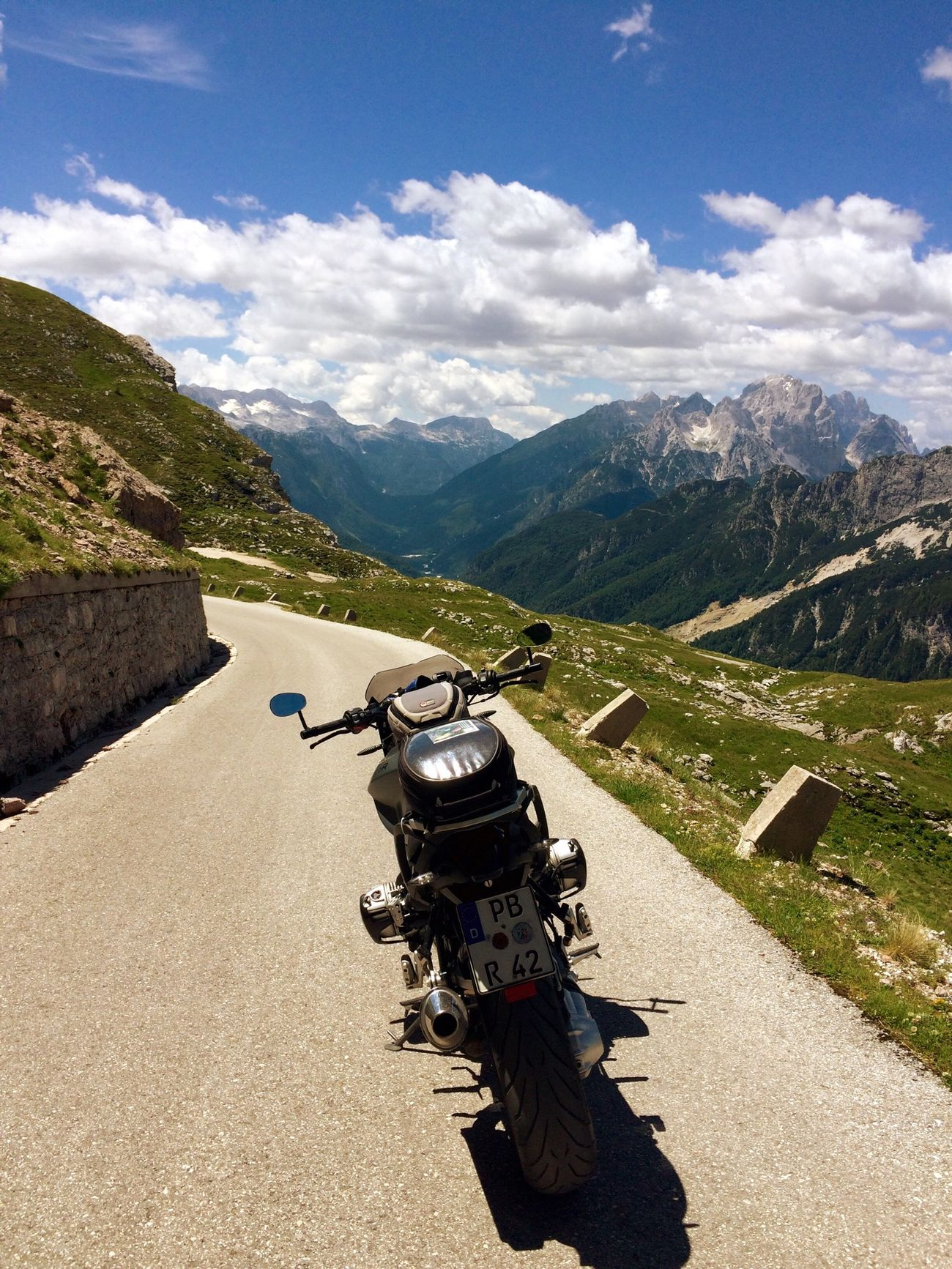 Clouds And Sky Holiday Motorcycles BMW Motorrad