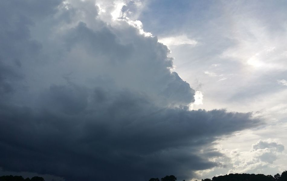 Storm Clouds Storm Cloud - Sky Weather Storm Cloud Nature Beauty In Nature Dramatic Sky Thunderstorm No People Outdoors Sky Day Jacksonville Texas