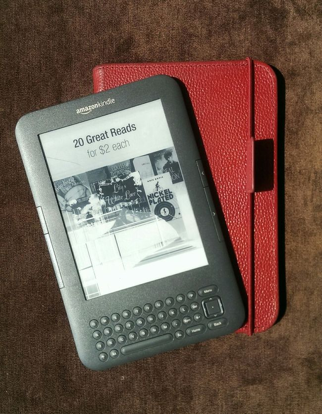 El Clasico Amazon Kindle Keyboard Love It