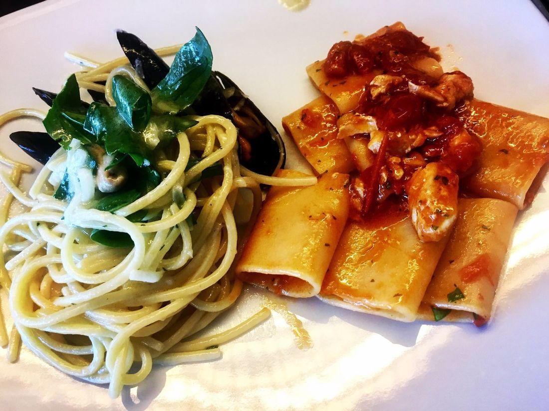Duetto di Mare. Food And Drink Food Ristorante Italiano Ristorantevelabiancasorrento Travel Destinations Ristorante Specialitàdimare
