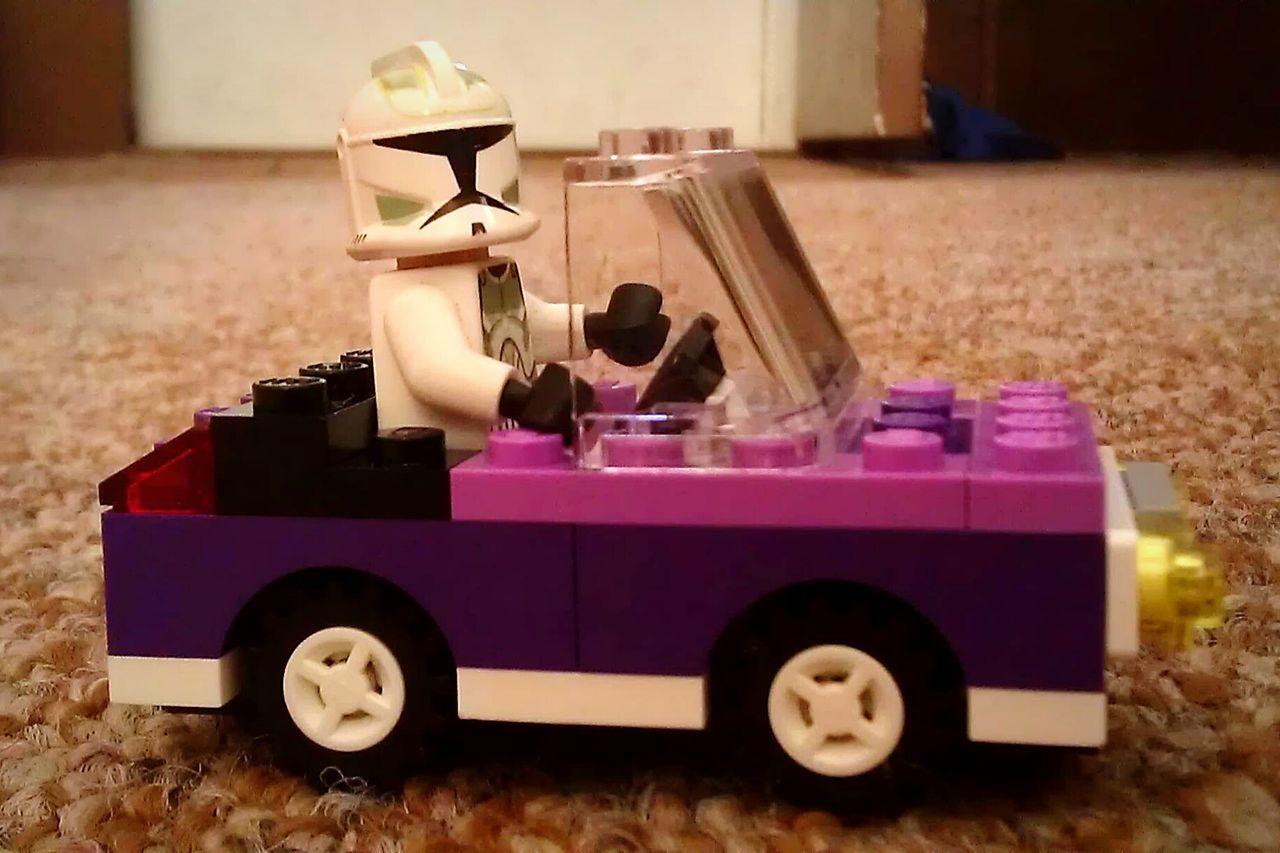 LEGO Minifigure Lego Car Lego Star Wars  Lego Clone Trooper Misplaced Lego TLPhoto Legophotography Macro