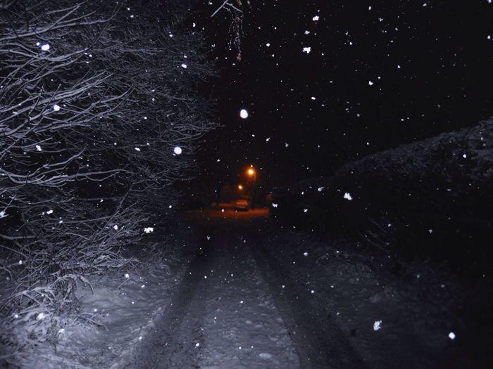 Boxing Day snow Deepfreeze