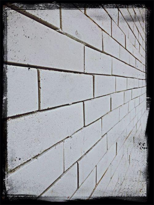Taking Photos Wall Near And Far Urban Geometry